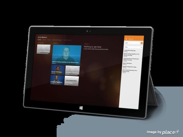 VLC Player für Windows 8