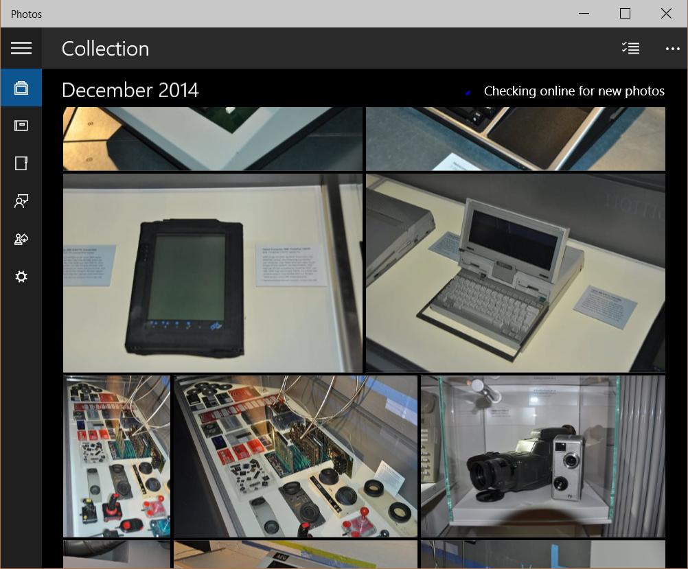 Die neue Foto-App von Windows 10